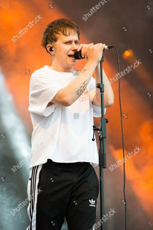 Conor Mason of Nothing But Thieves
