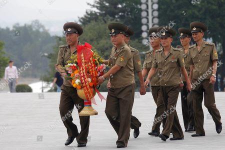 Editorial photo of Anniversary, Pyongyang, North Korea - 27 Jul 2019