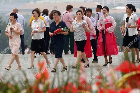 Editorial image of Anniversary, Pyongyang, North Korea - 27 Jul 2019