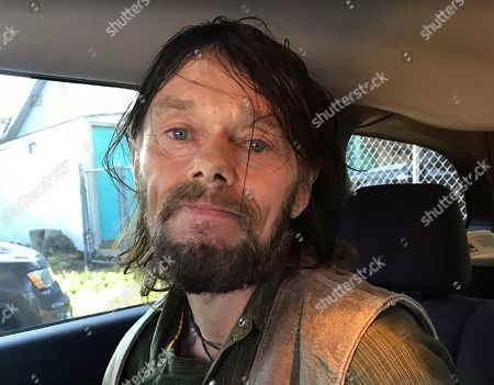 This photo provided by the Monterey County Sheriff's Office shows Kim Vincent Avis, also known as Ken Gordon-Avis, on . The Scottish man who authorities say faked his death off California's Carmel coast to avoid rape charges back home was arrested in Colorado Springs, Colo., a week earlier, authorities announced Friday. He is being held by the U.S. Marshals Service, Cmdr. Kathy Pallozolo with the Monterey County Sheriff's Office said. The Associated Press has identified him as Kim Gordon