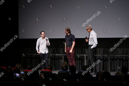 Editorial picture of 'The Mountain' premiere and discussion, IFC Center, New York, USA - 26 Jul 2019