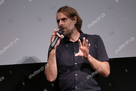 Stock Image of Rick Alverson (Director)