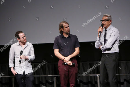Ari Aster, Rick Alverson (Director) and Jeff Goldblum