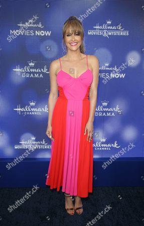 Editorial picture of Hallmark Channel TCA Summer Event, Los Angeles, USA - 26 Jul 2019
