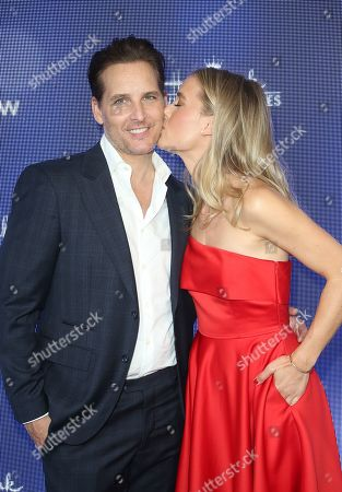 Peter Facinelli, Lily Anne Harrison
