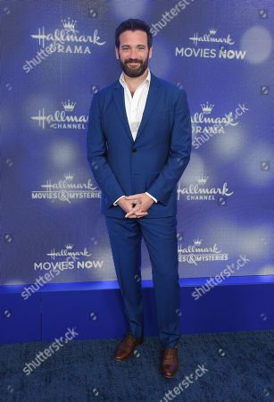 Stock Photo of Colin Donnell