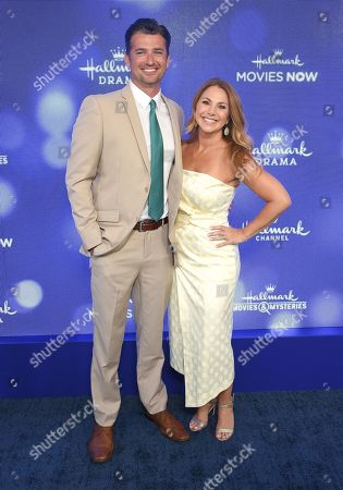 Editorial image of Hallmark Channel TCA Summer Event, Los Angeles, USA - 26 Jul 2019