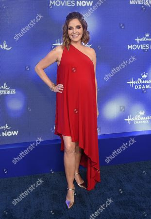 Stock Picture of Jen Lilley