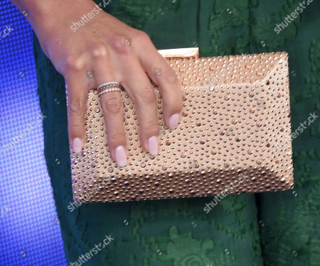 Melissa Claire Egan, bag detail