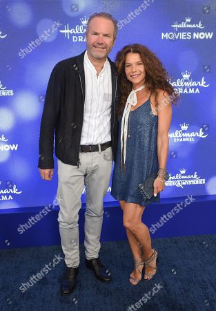 Editorial picture of Hallmark Channel TCA Summer Event, Los Angeles, USA - 26 Jul 2019