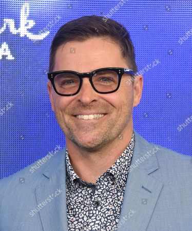 Stock Picture of Kavan Smith
