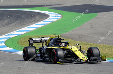 26.07.2019, Hockenheim Ring, Hockenheim, Formula 1 Mercedes-Benz Grand Prix of  Germany 2019  ,  Nico Huelkenberg (GER#27), Renault F1 Team