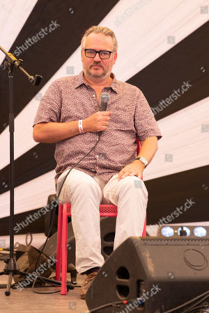 Stock Image of Charlie Higson