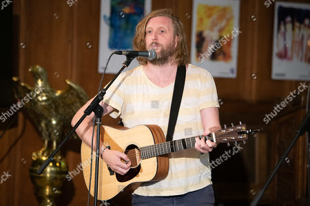 Stock Image of Andy Burrows