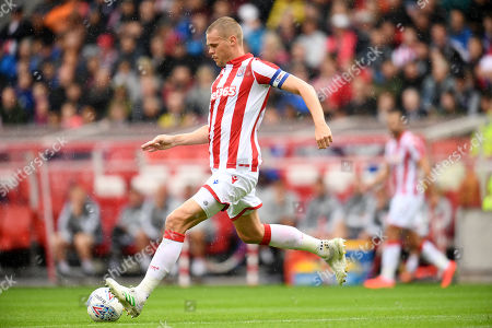 Ryan Shawcross of Stoke City.