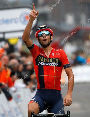 Editorial photo of Cycling Tour de France, Val Thorens, France - 27 Jul 2019
