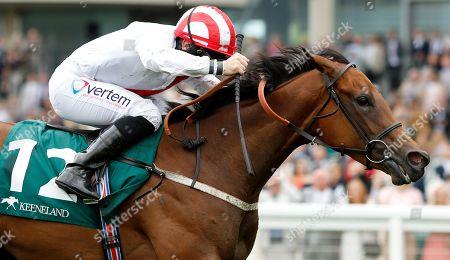 UNDER THE STARS (P J McDonald) wins The Princess Margaret Keeneland Stakes Ascot