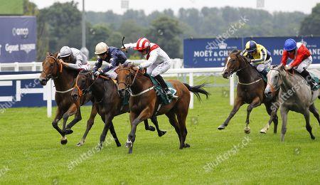 Editorial photo of Horse Racing - 27 Jul 2019
