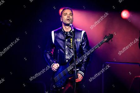 Muse - Chris Wolstenholme