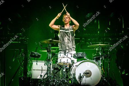 Muse - Dominic Howard