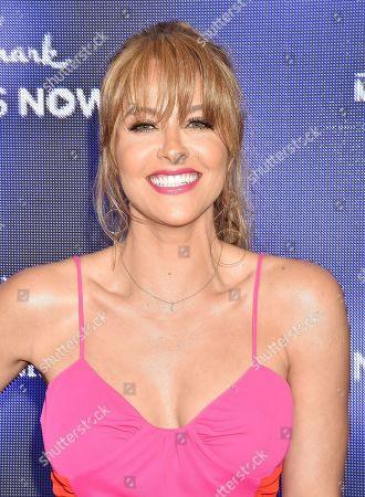 Editorial photo of Hallmark Channel TCA Summer Event, Los Angeles, USA - 26 Jul 2019