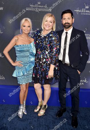 Kristin Chenoweth, Jennifer Aspen, David O'Donnell