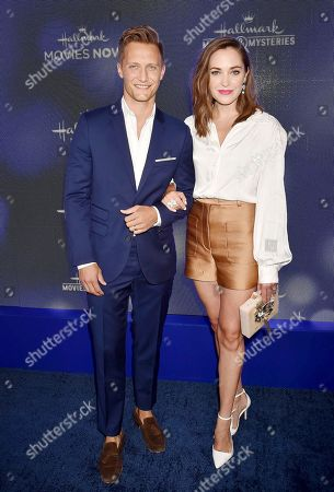 Editorial photo of Hallmark Channel TCA Summer Event, Los Angeles, USA - 26 Jul 2019