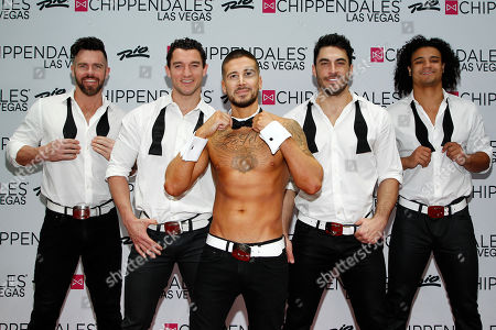 Vinny Guadagnino and Chippendales