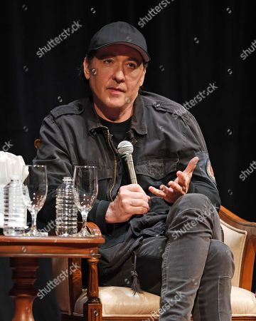 Editorial photo of 'Say Anything' film screening, The Broward Center, Fort Lauderdale, USA - 26 Jul 2019
