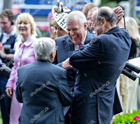 Editorial photo of Horse Racing, Ascot Racecourse, UK - 27 Jul 2019