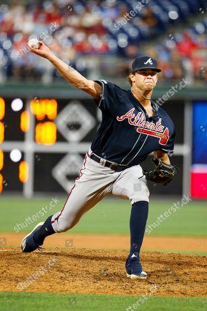 Editorial photo of Braves Phillies Baseball, Philadelphia, USA - 26 Jul 2019