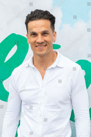 Stock Picture of Aaron Sidwell