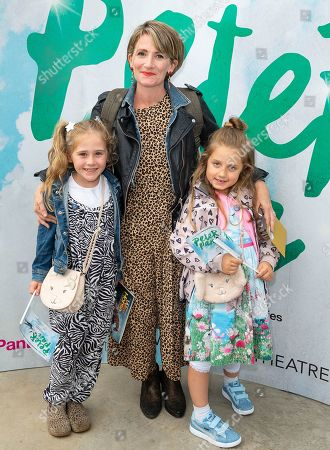 Editorial picture of 'Peter Pan' play, Arrivals, Troubadour White City Theatre, London, UK - 27 Jul 2019