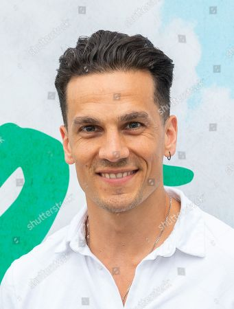 Stock Photo of Aaron Sidwell