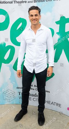 Editorial image of 'Peter Pan' play, Arrivals, Troubadour White City Theatre, London, UK - 27 Jul 2019