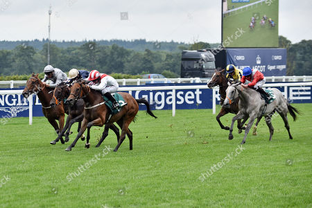 Editorial picture of Horse Racing - 27 Jul 2019