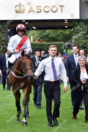 Editorial image of Horse Racing - 27 Jul 2019