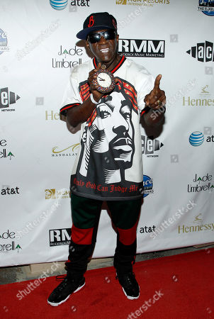 Stock Picture of Flava Flav