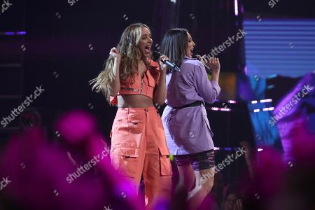 Jade Thirlwall, Jesy Nelson of Little Mix