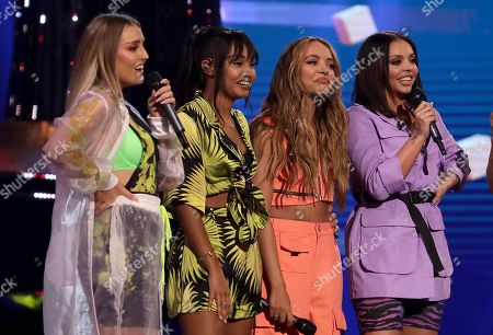 Perrie Edwards, Leigh-Anne Pinnock, Jade Thirlwall, Jesy Nelson of Little Mix