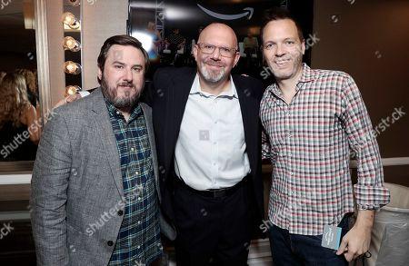 Travis Beacham, Marc Guggenheim and Marc Resteghini