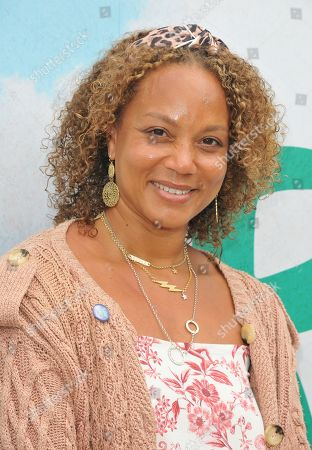 Stock Photo of Angela Griffin