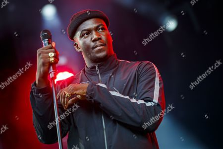 Jacob Banks performs on the 'Les Arches' stage, during the 44th edition of the Paleo Festival, in Nyon, Switzerland, 27 July 2019. The Paleo is a open-air music festival in the western part of Switzerland welcoming approximately 230,000 spectators over six days and takes place from 23 to 28 July.