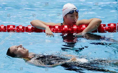 Editorial image of Swimming Worlds, Gwangju, South Korea - 28 Jul 2019