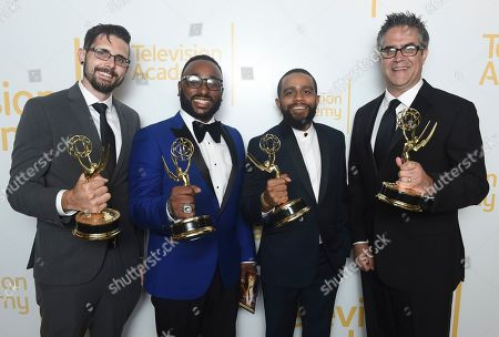 Editorial image of 71st Los Angeles Area Emmy Awards - Portraits, North Hollywood, USA - 27 Jul 2019