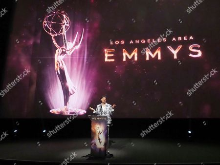 Editorial photo of 71st Los Angeles Area Emmy Awards - Show, North Hollywood, USA - 27 Jul 2019