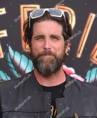 Editorial photo of Kiehl's 10th Annual LifeRide for amfAR, Arrivals, Los Angeles, USA - 27 Jul 2019