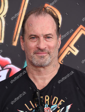 Editorial picture of Kiehl's 10th Annual LifeRide for amfAR, Arrivals, Los Angeles, USA - 27 Jul 2019
