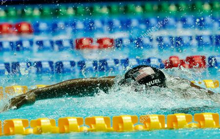 Editorial picture of FINA Swimming World Championships 2019, Gwangju, Korea - 28 Jul 2019