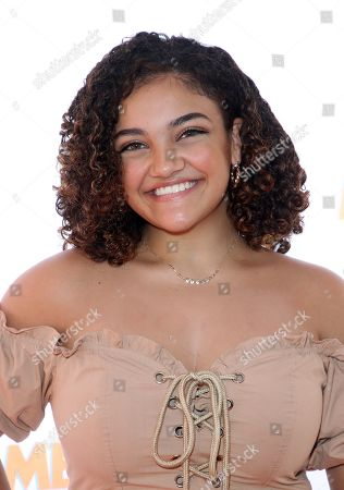 Stock Photo of Laurie Hernandez